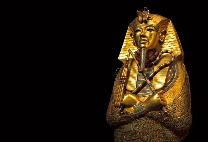Sarc?fago de Tutankamon