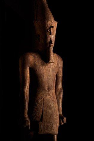 El abuelo de Tutankamon: Amenhotep III.