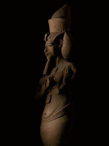 El padre Ajnaton, padre de Tutankamon