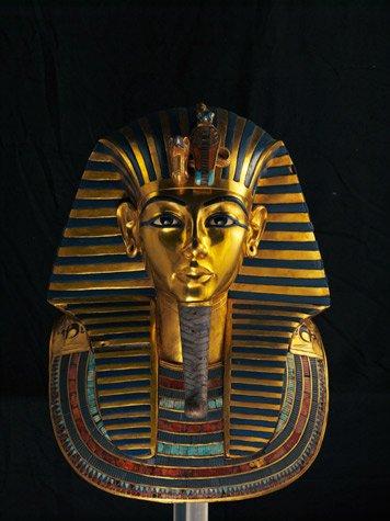 M?scara de Tutankamon
