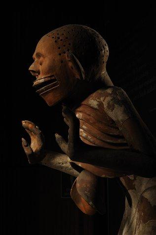Los aztecas incorporaron a su propio pante?n antiguos cultos y divinidades de otras culturas anteriores y pueblos conquistados. Foto: Kenneth Garrett
