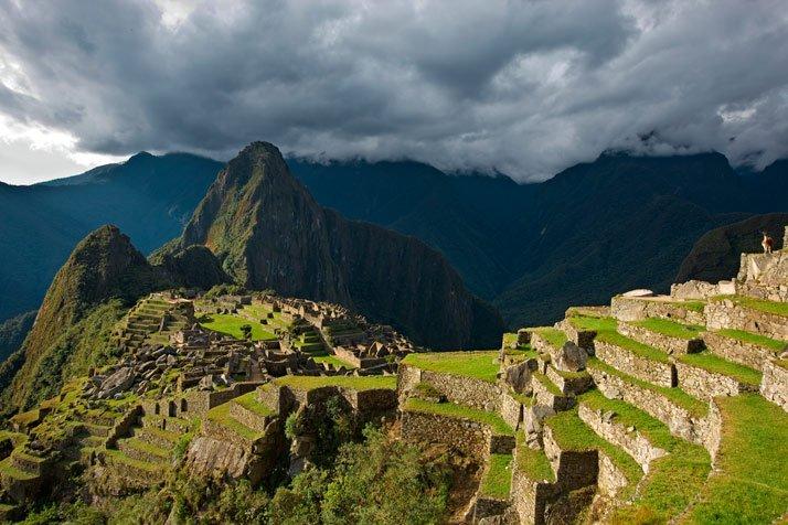 Machu Picchu. Foto: Robert Clark