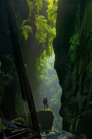 cañonesaustralia02. Claustral Canyon