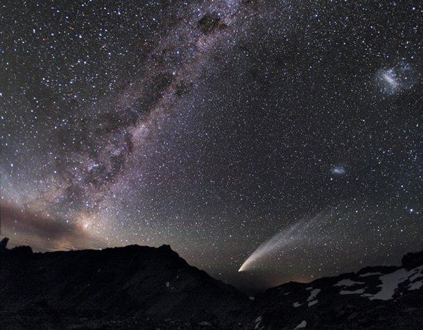 IMAGENES: visiones de la Tierra capturadas por el ojo humano Galaxia01_610x476