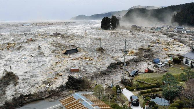 Tsunami grado 9 en Ventanilla y Ancón