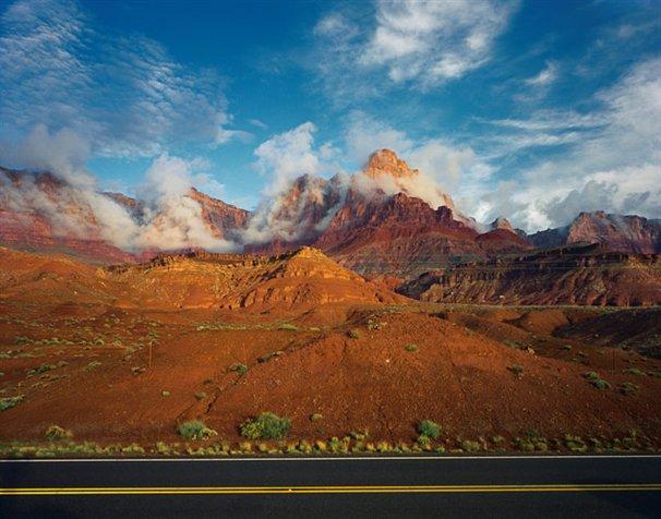 Un recorrido por nuestro planeta: asombrosas imagenes. Vermilion13_606x476
