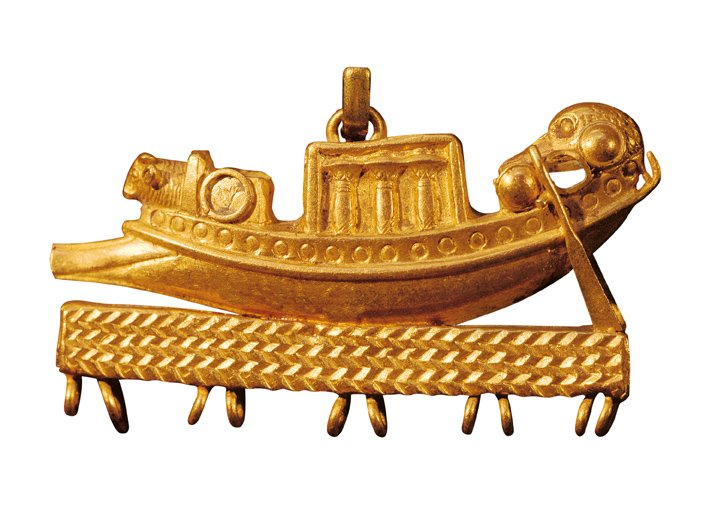La llegada de los fenicios