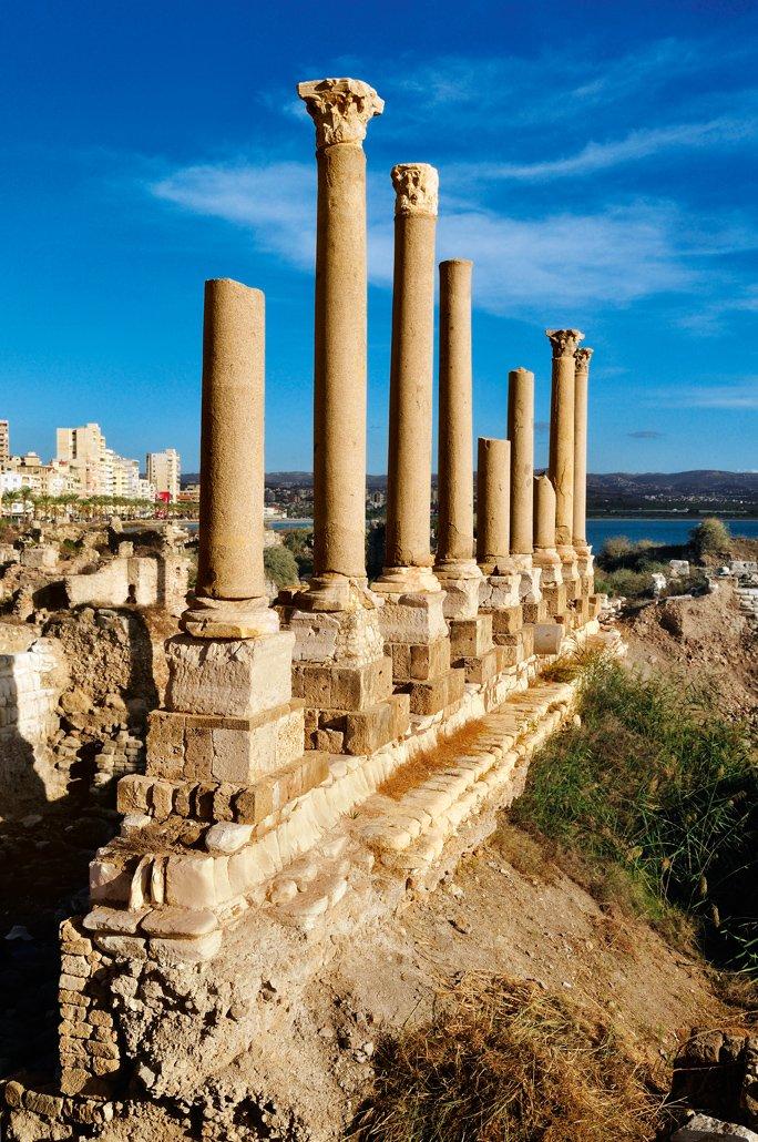 La metrópoli fenicia
