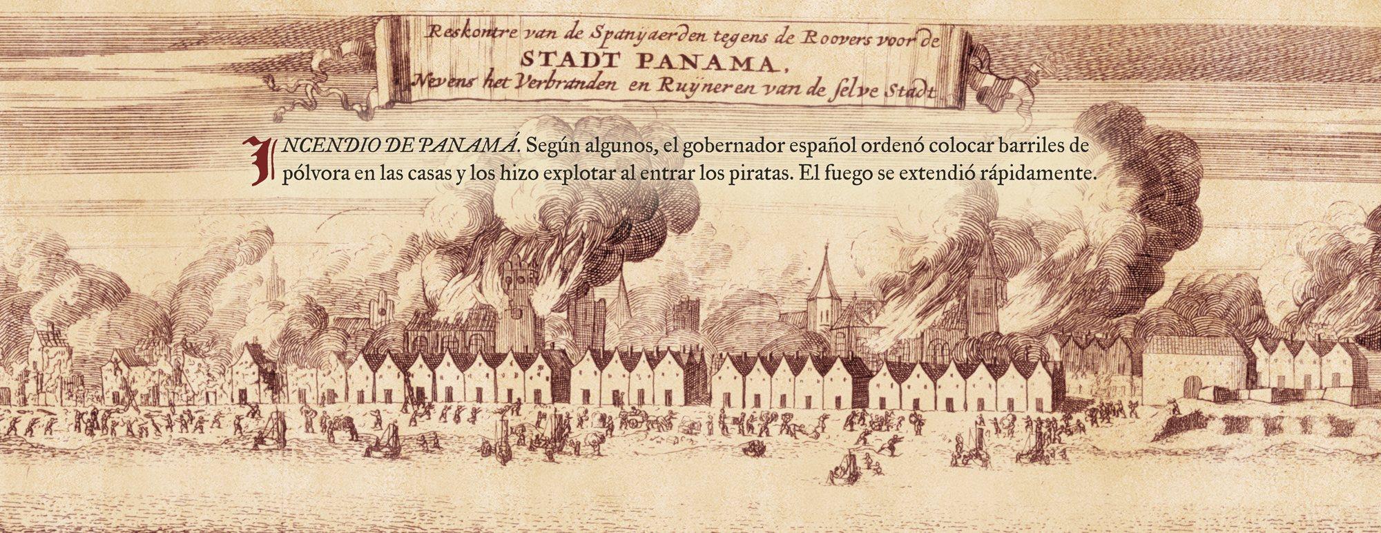 Incendio de Panamá