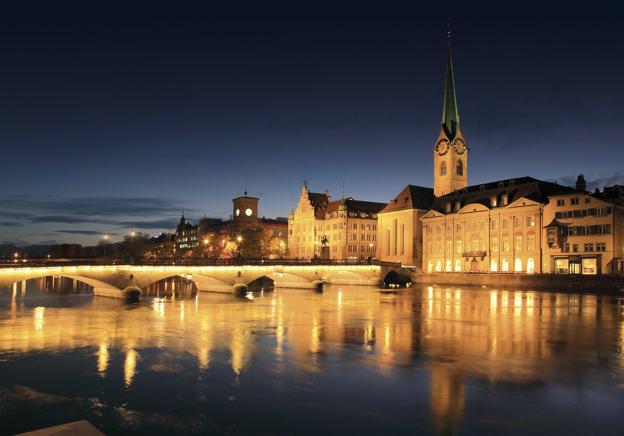 Zúrich, ciudad dependiente del Imperio