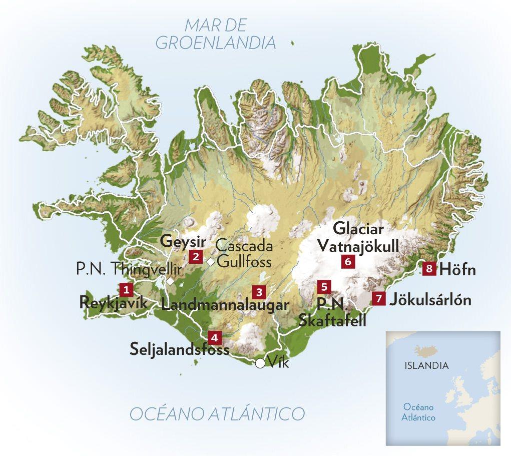 DN2011-09745. La ruta por el sur Islandés