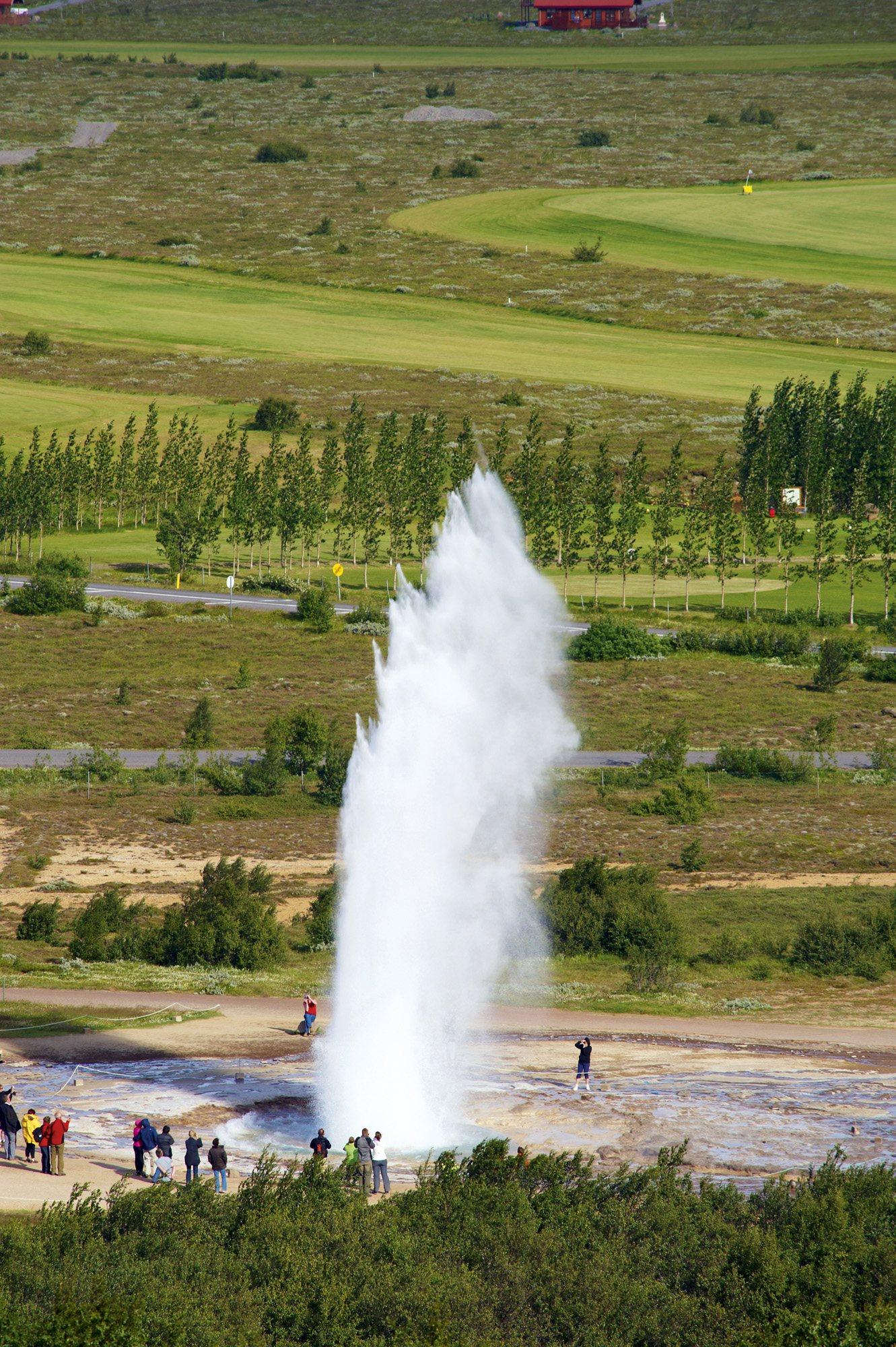 Ruta Circular por Islandia