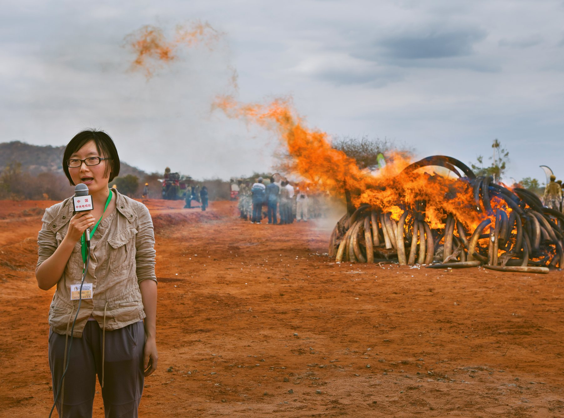 09-chinese-reporter-in-kenya. Políticas arbitrarias