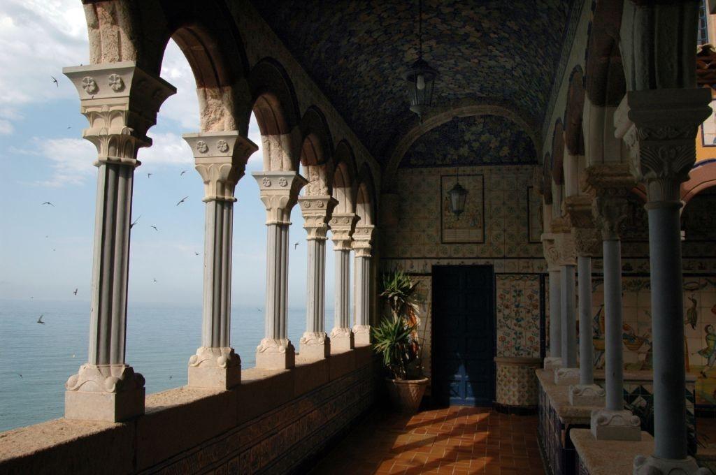 Sitges. Palau de Maricel de Sitges