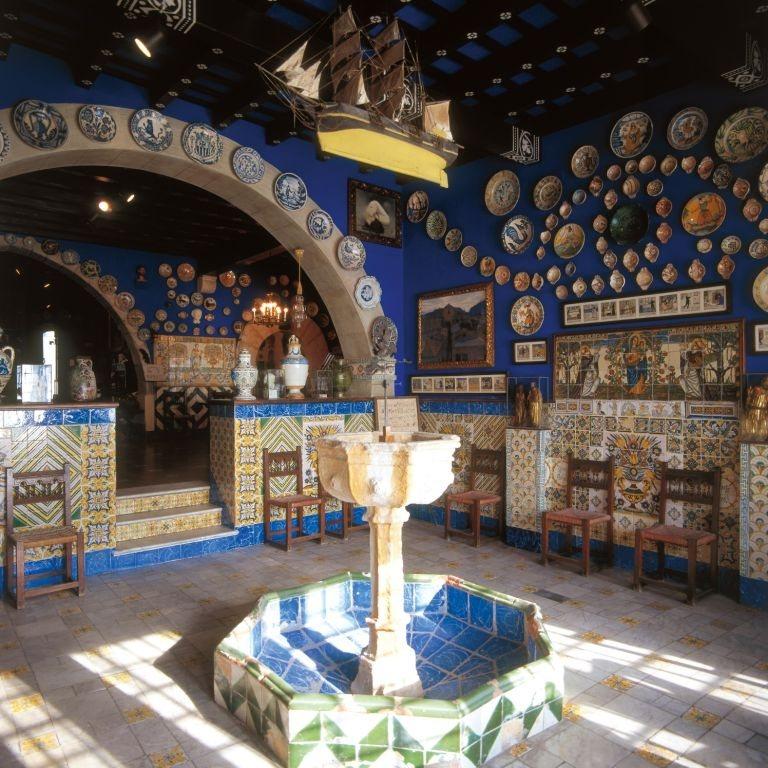 Sitges. Museo Cau Ferrat