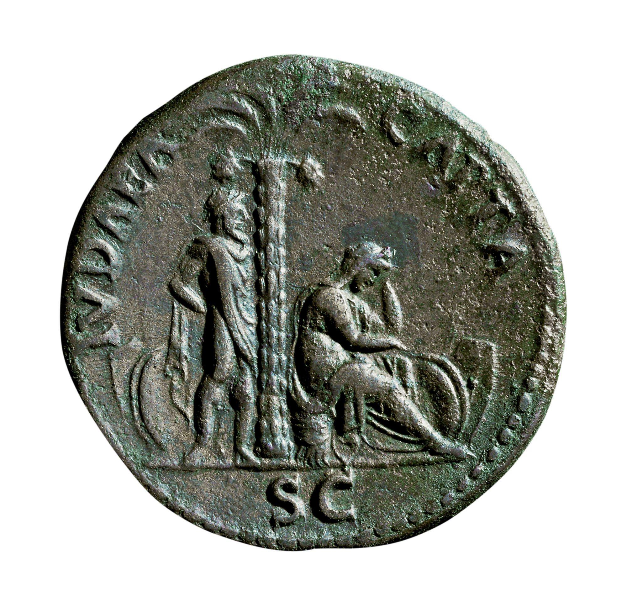 Las monedas de la victoria
