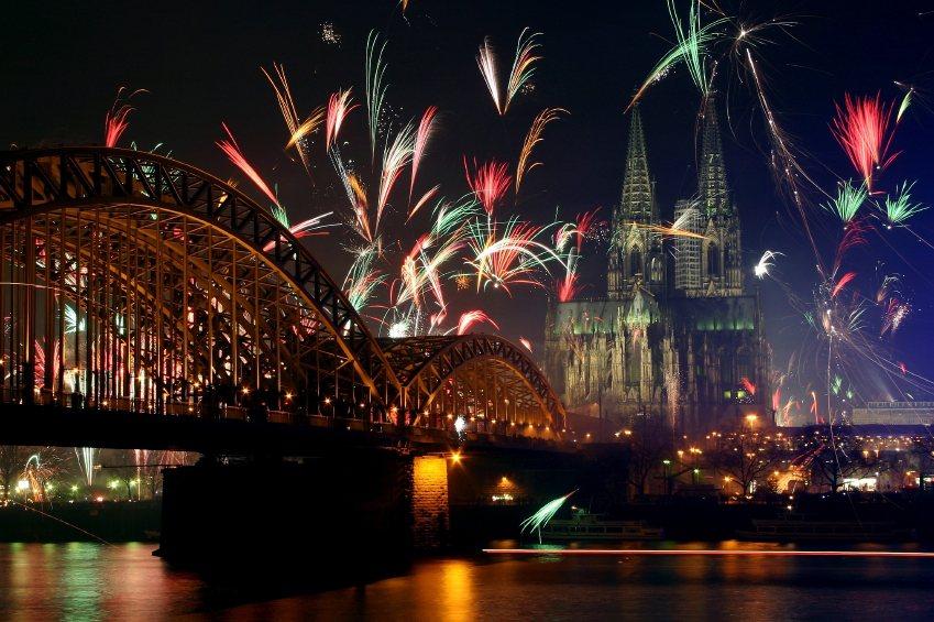 Colonia, una fiesta de toda Alemania