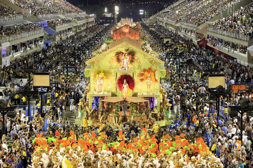 Río de Janeiro, a ritmo de samba