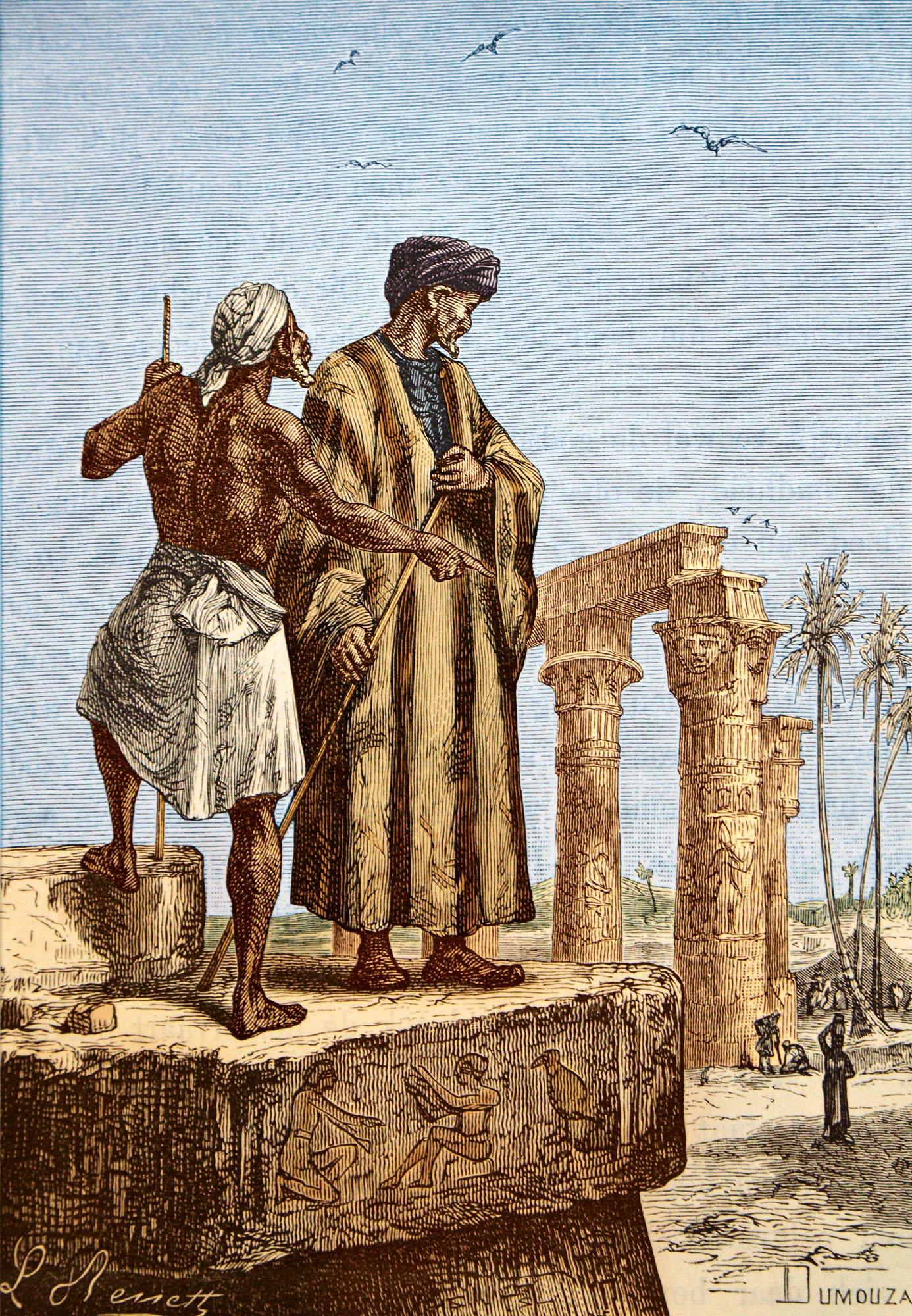 Ibn Battuta, el mayor viajero de la Edad Media