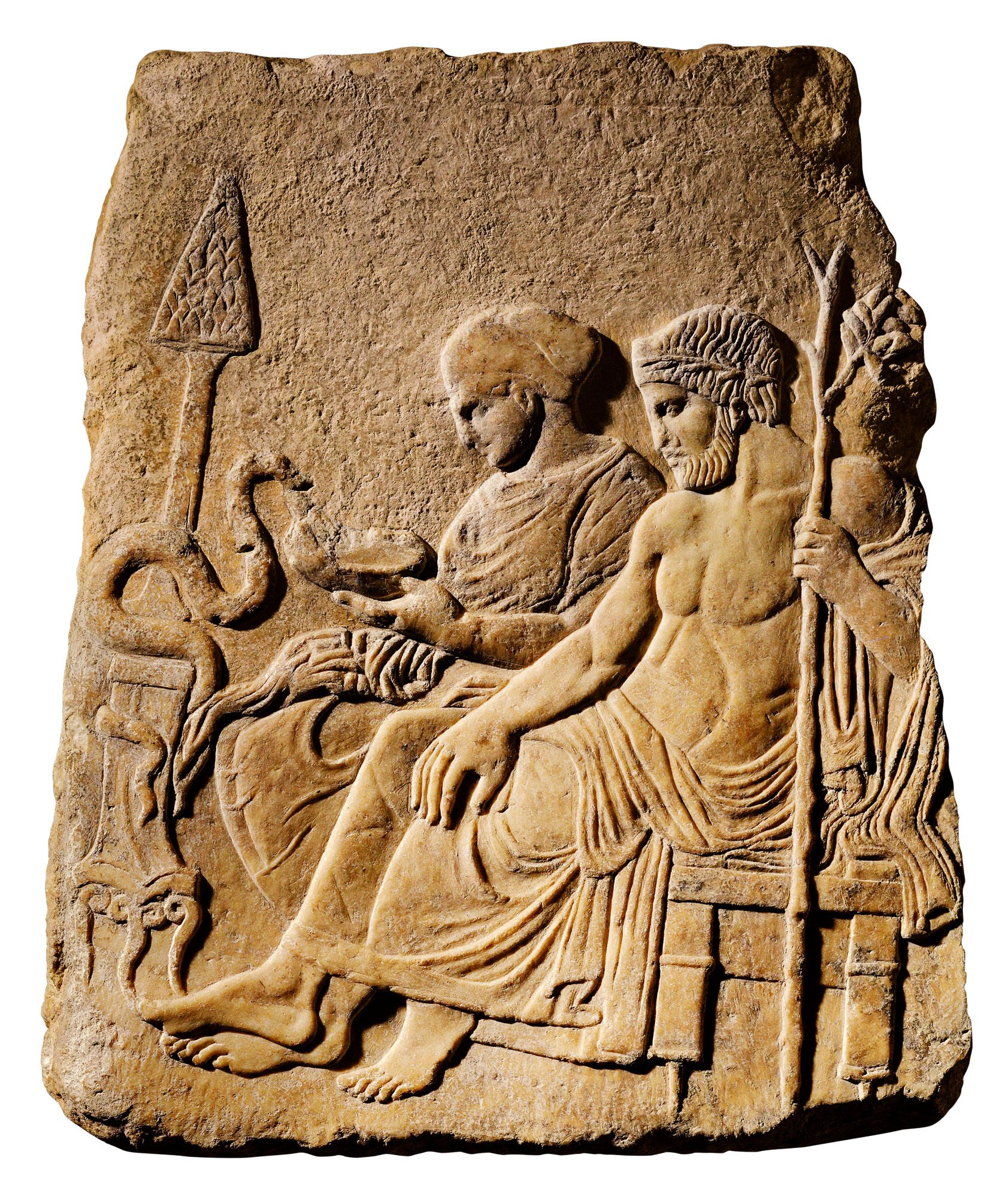 La medicina en la grecia antigua el nacimiento de una ciencia for Cultura de la antigua grecia