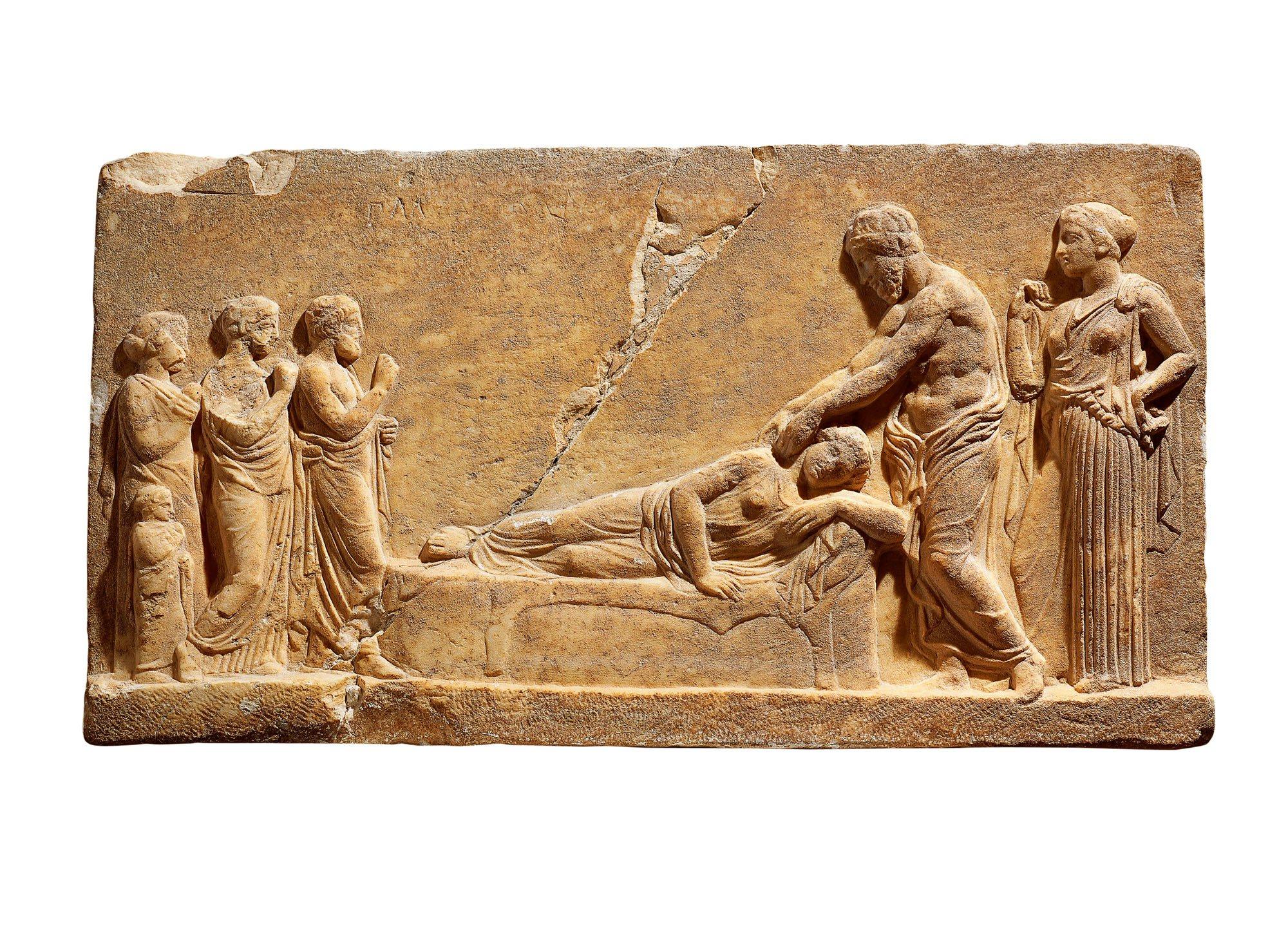 La medicina en la Grecia antigua: el nacimiento de una ciencia