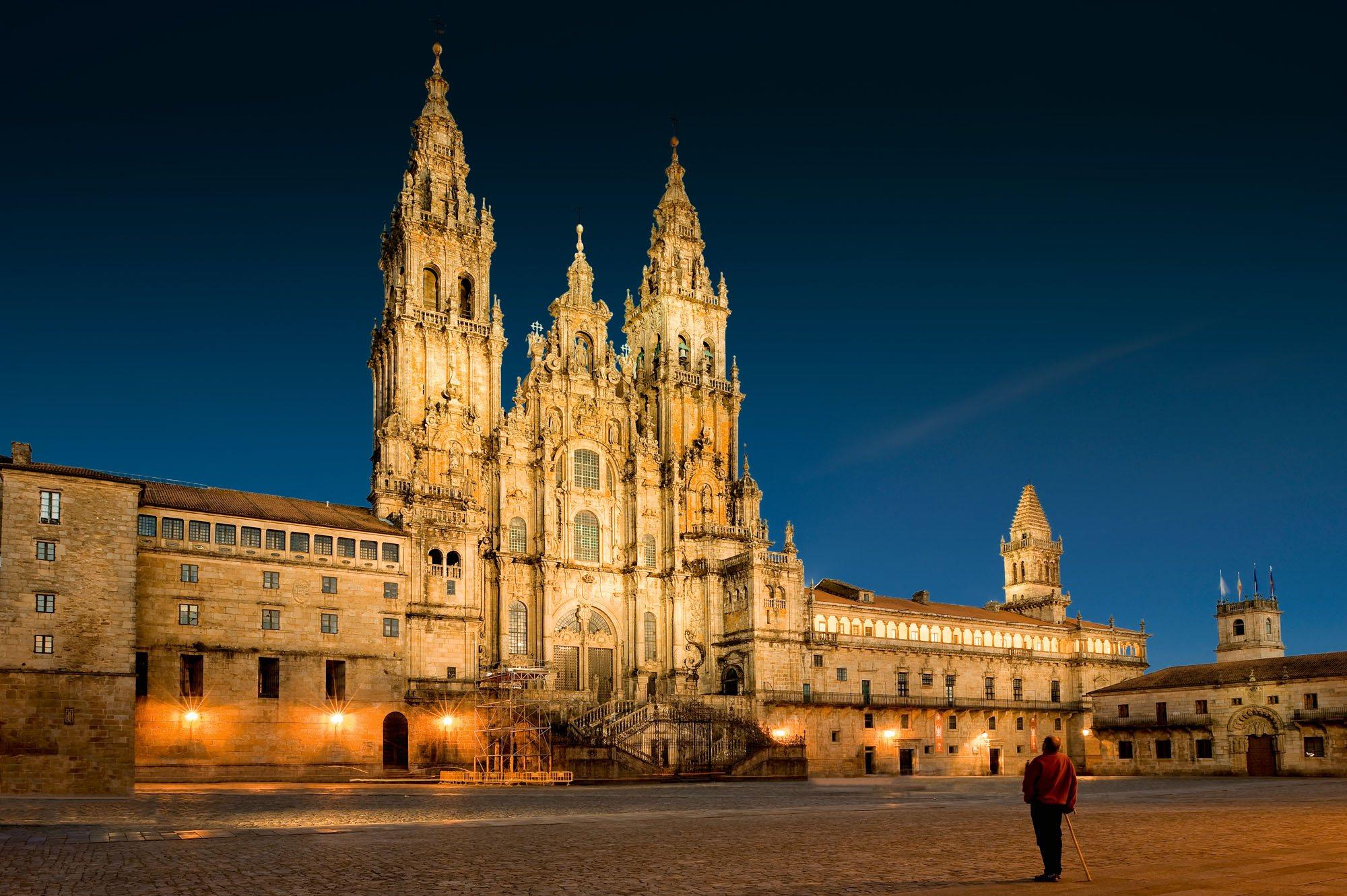 Resultado de imagen de catedral santiago