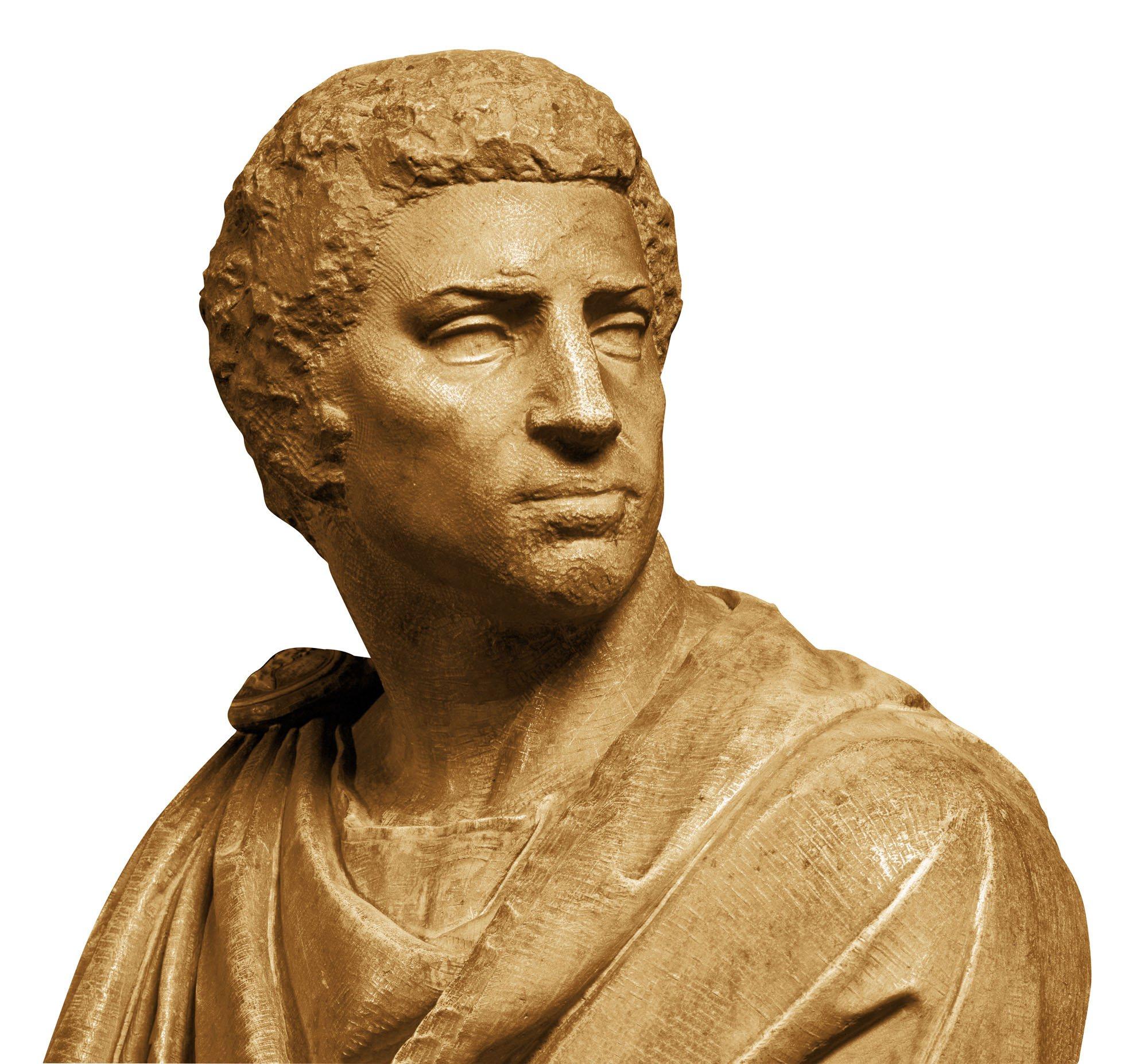 Marco Bruto, el patriota que asesinó a Julio César