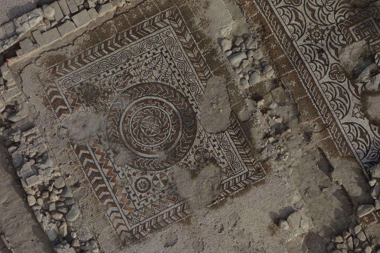 Emerge la granada romana national geographic en espa ol for Villas de granada