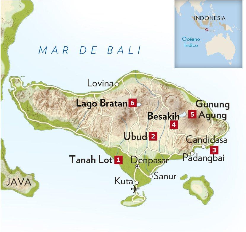 Bali la isla ms bella entre arrozales y santuarios gumiabroncs Images
