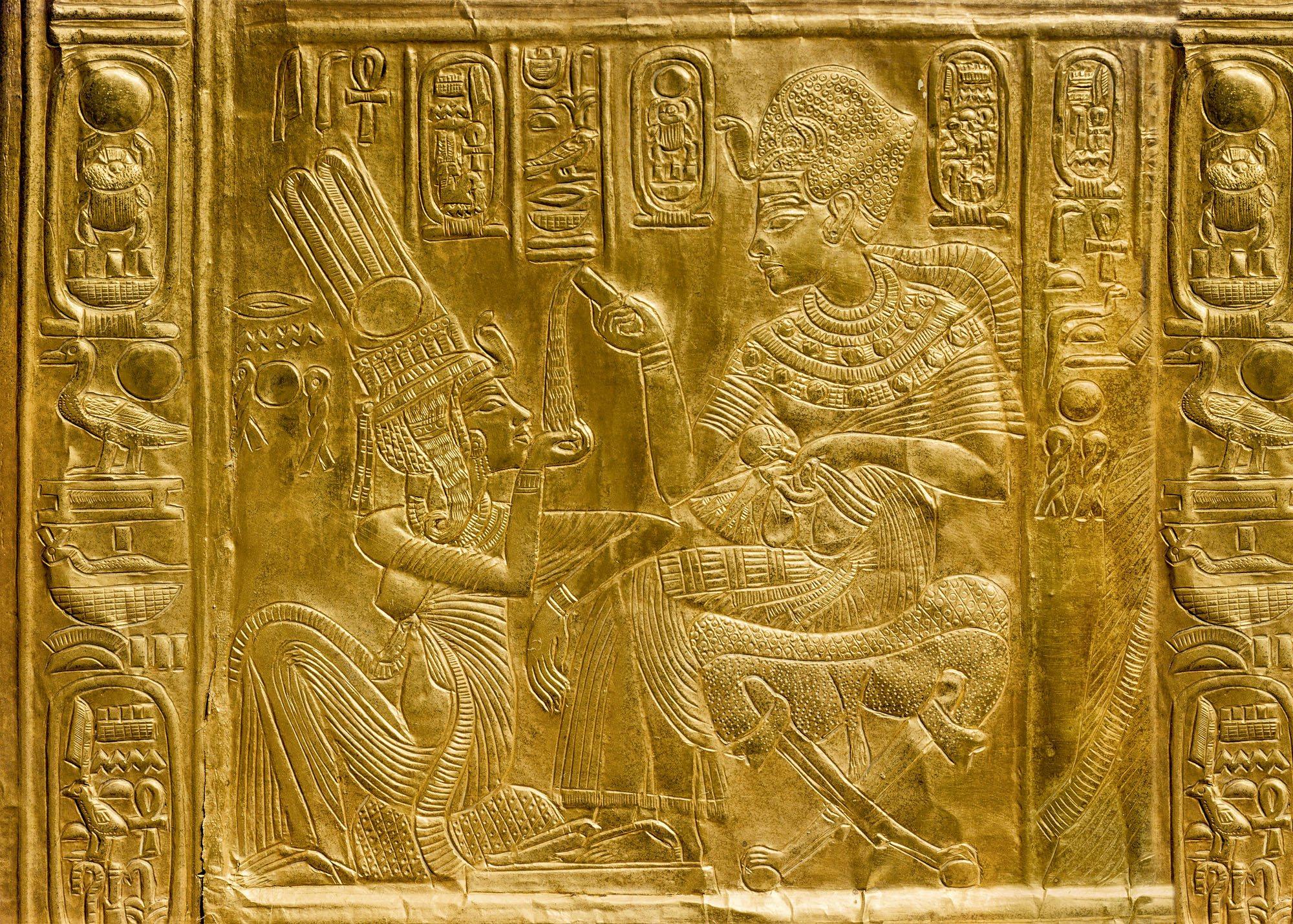 5216b8213 El tesoro de Tutankhamón