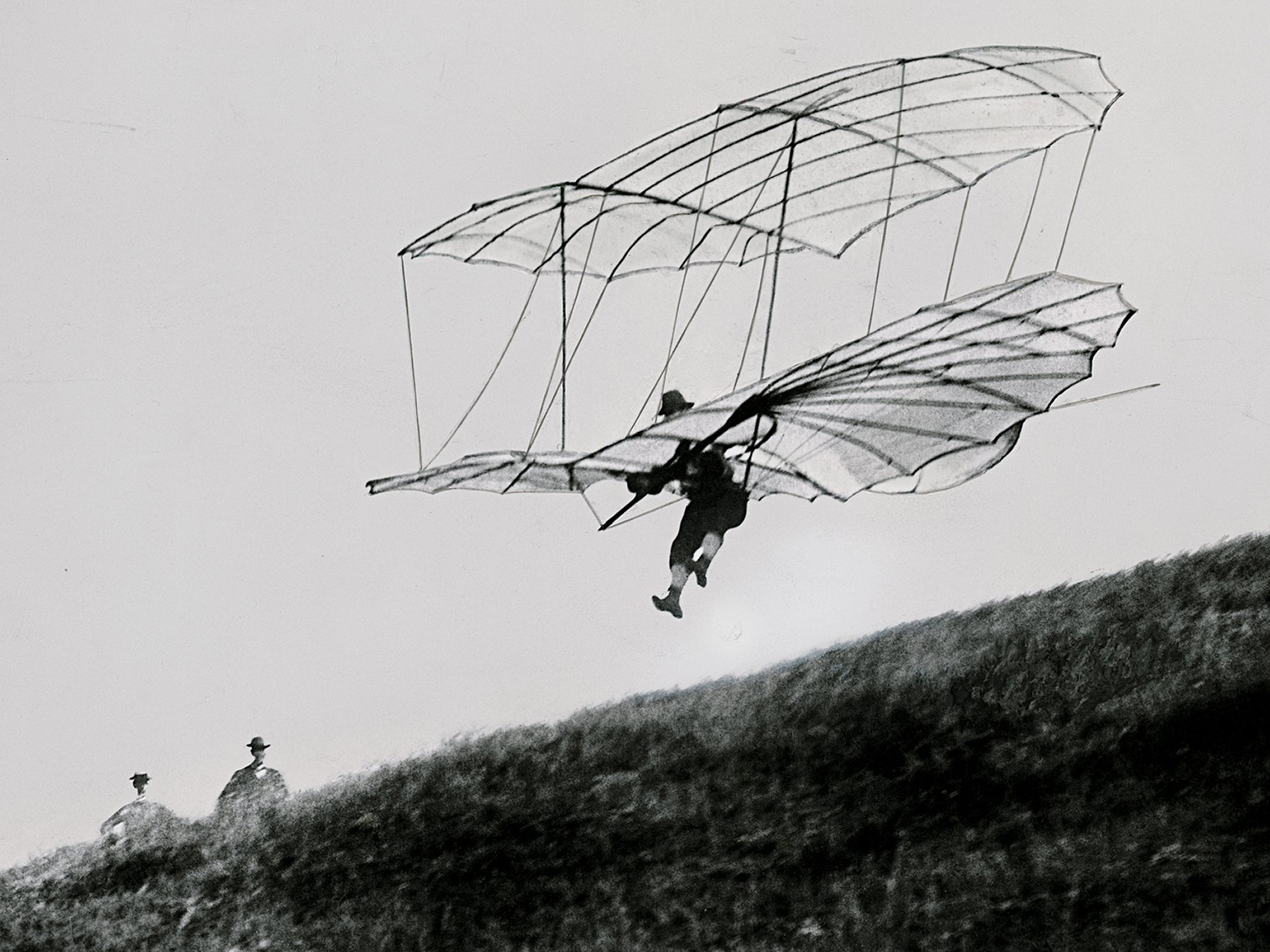 NationalGeographic 11918. OTTO LILIENTHAL