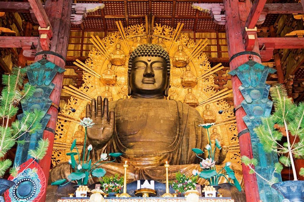D6E7GH. El buda gigante de Nara