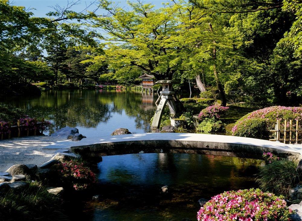 RHA-252-11331. Templo Kenroku-En