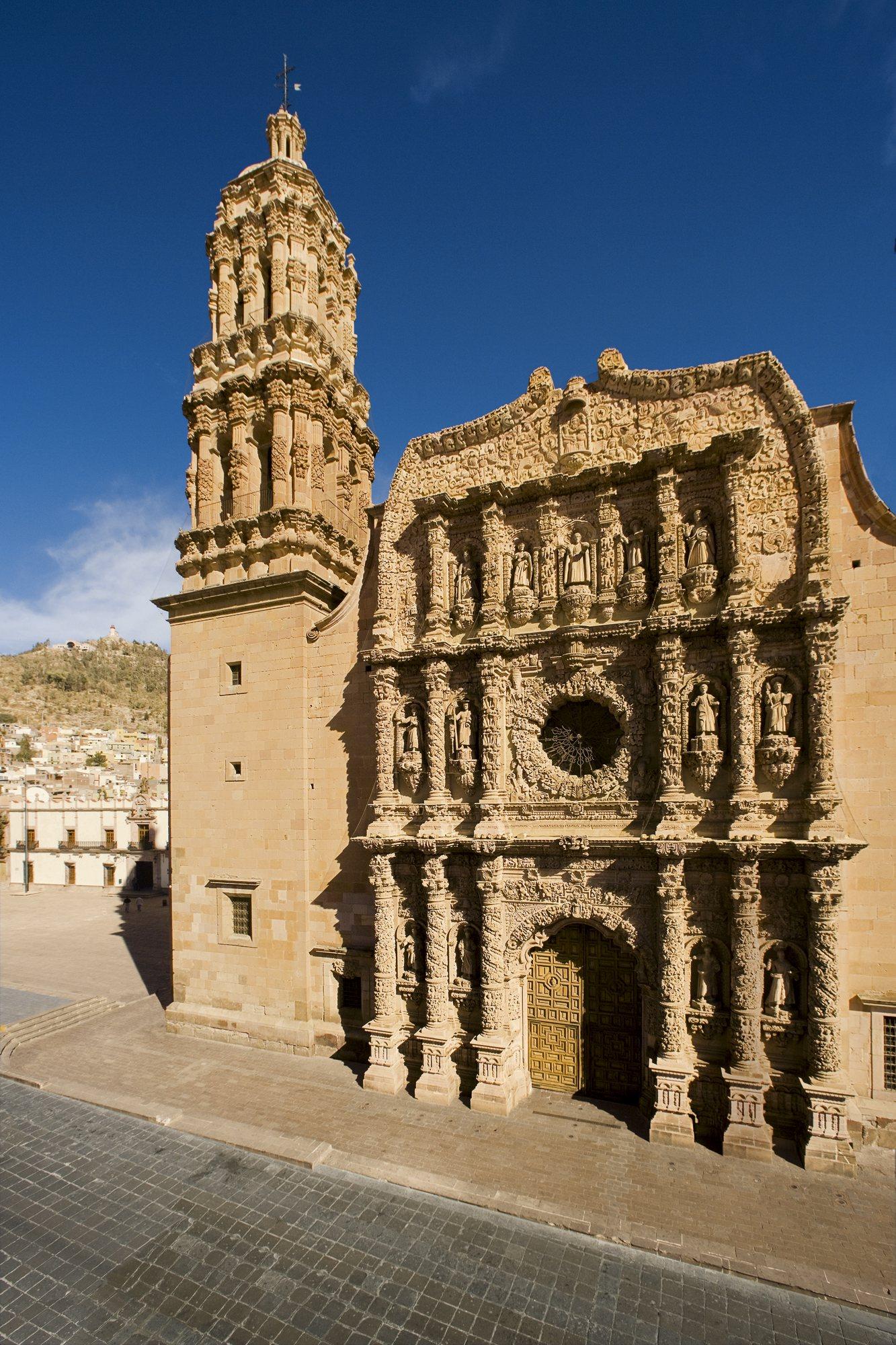 A24-708778. Catedral de Zacatecas
