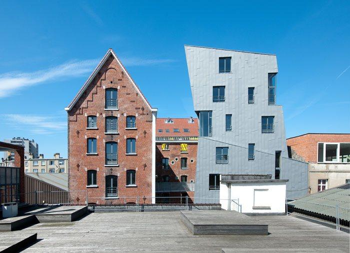 Ruta por bruselas for Arquitectura contemporanea