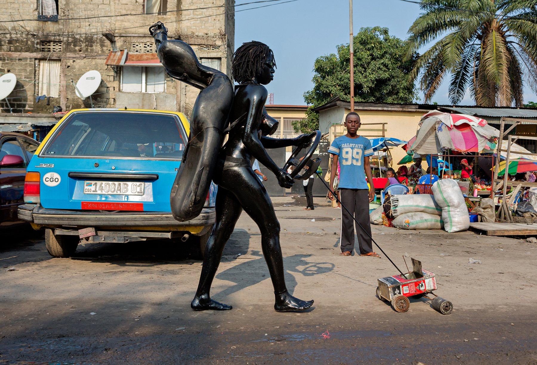 Congo woman porn