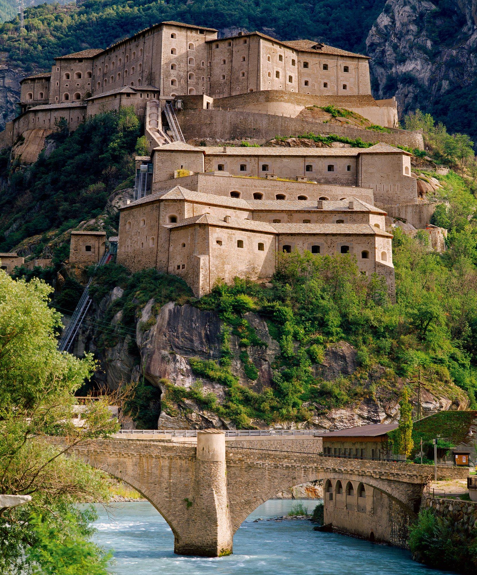 El fuerte de Bard