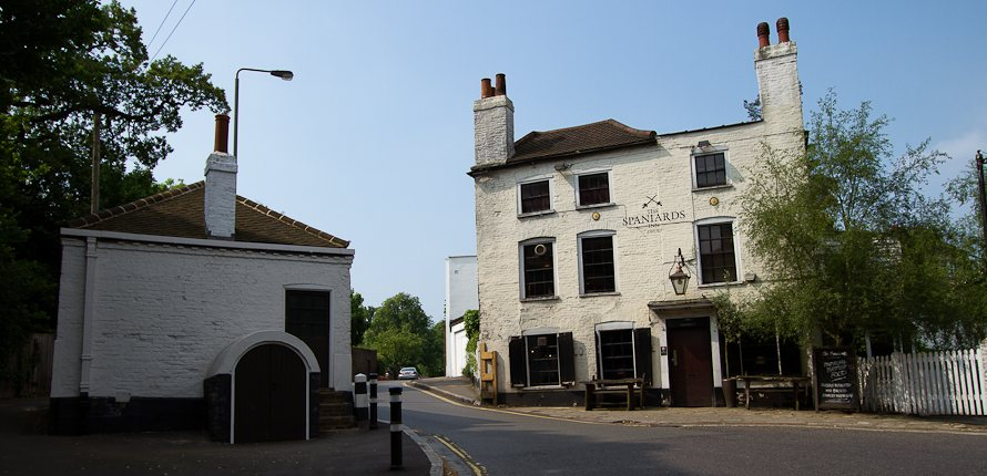 65 thespaniardsinn 01. The Spaniards Inn