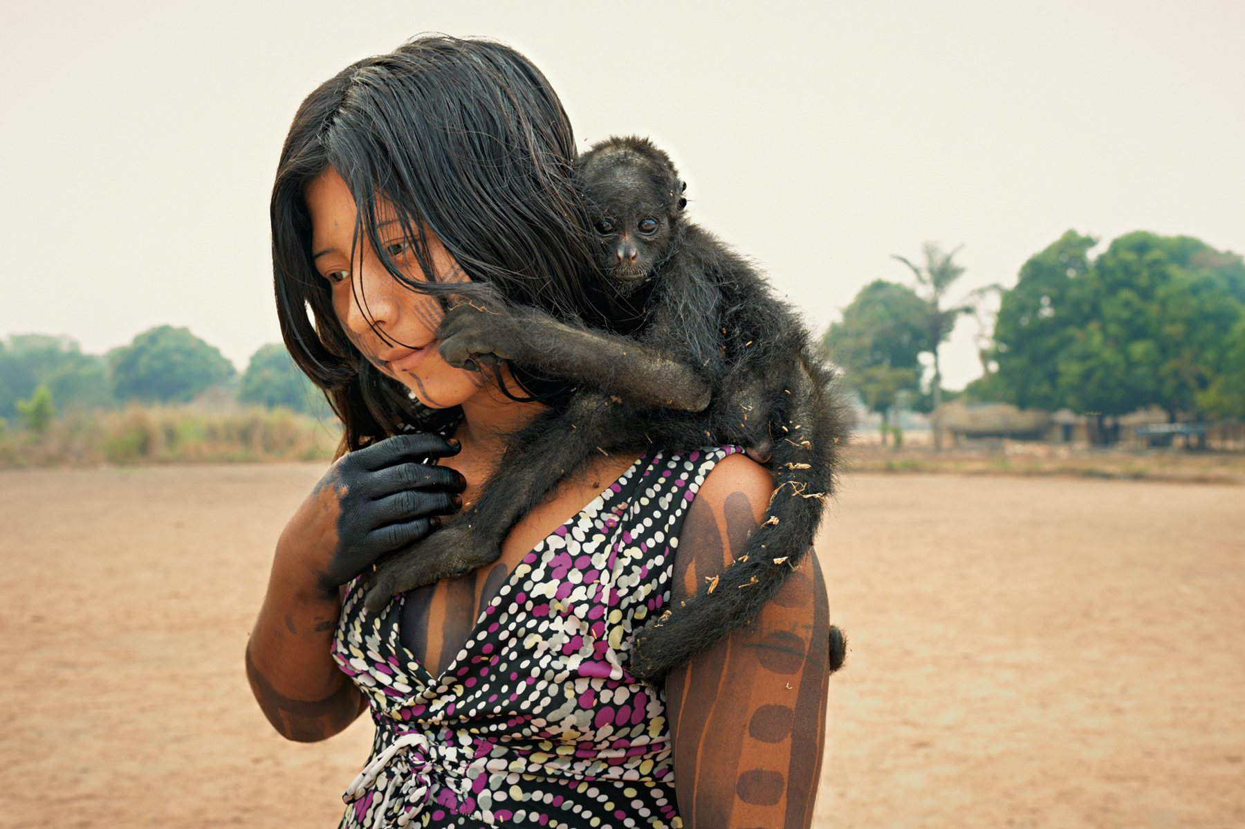 Pygmy women nude sex pic
