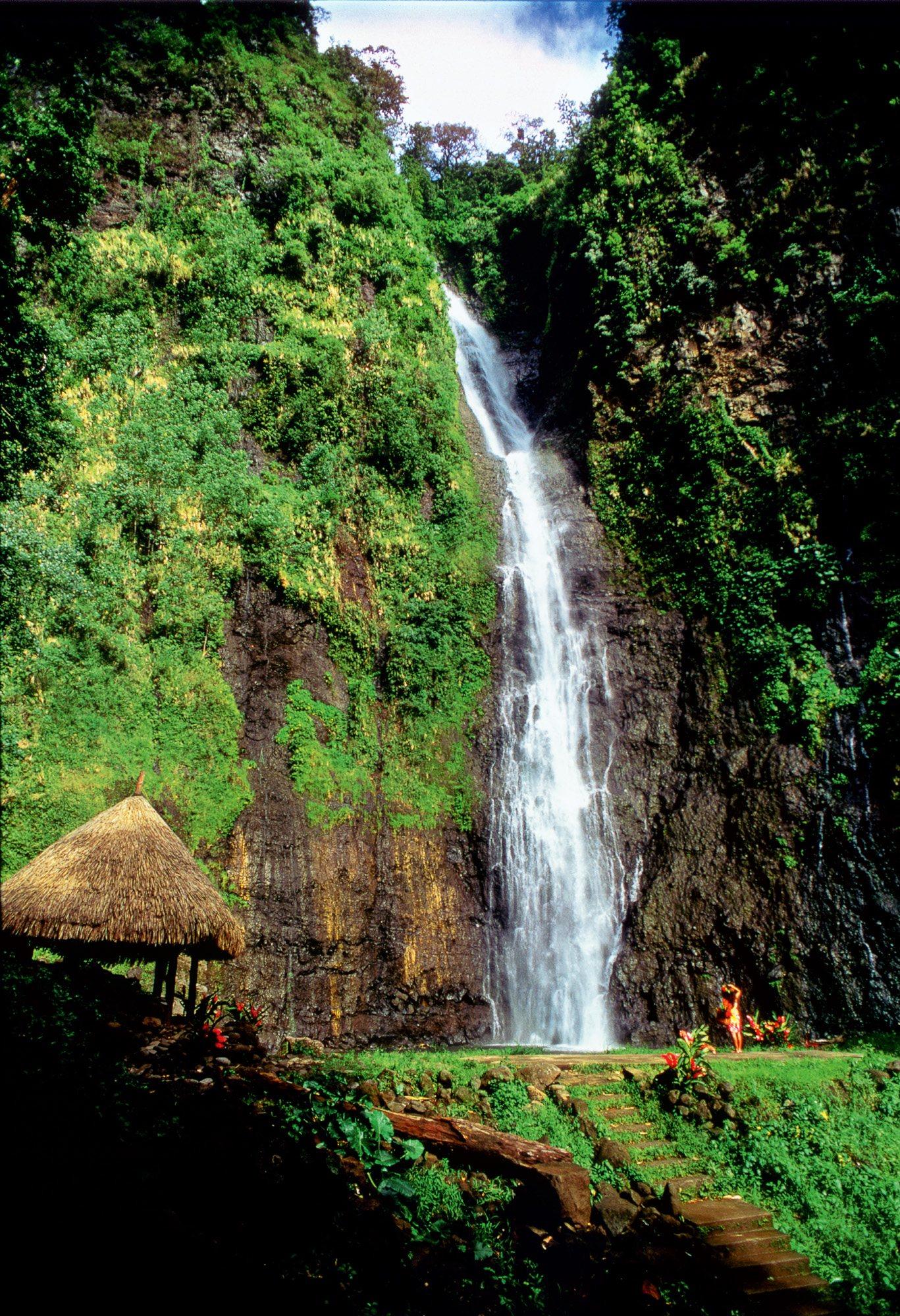 ATD893. El interior de Tahití