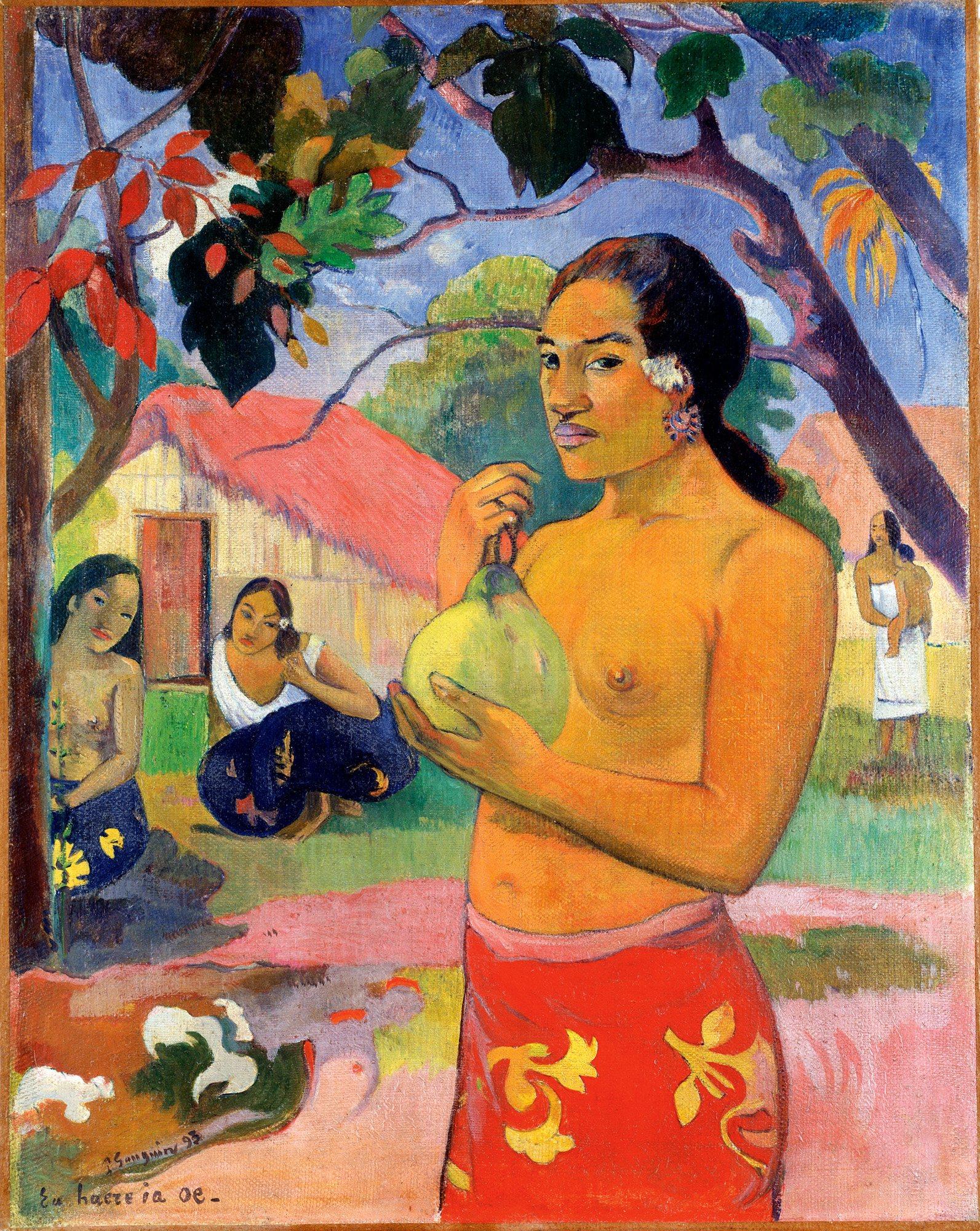 FAI-27. Gauguin