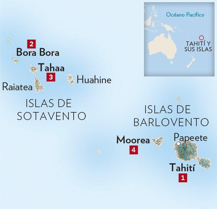 Polinesia-4. El mejor viaje