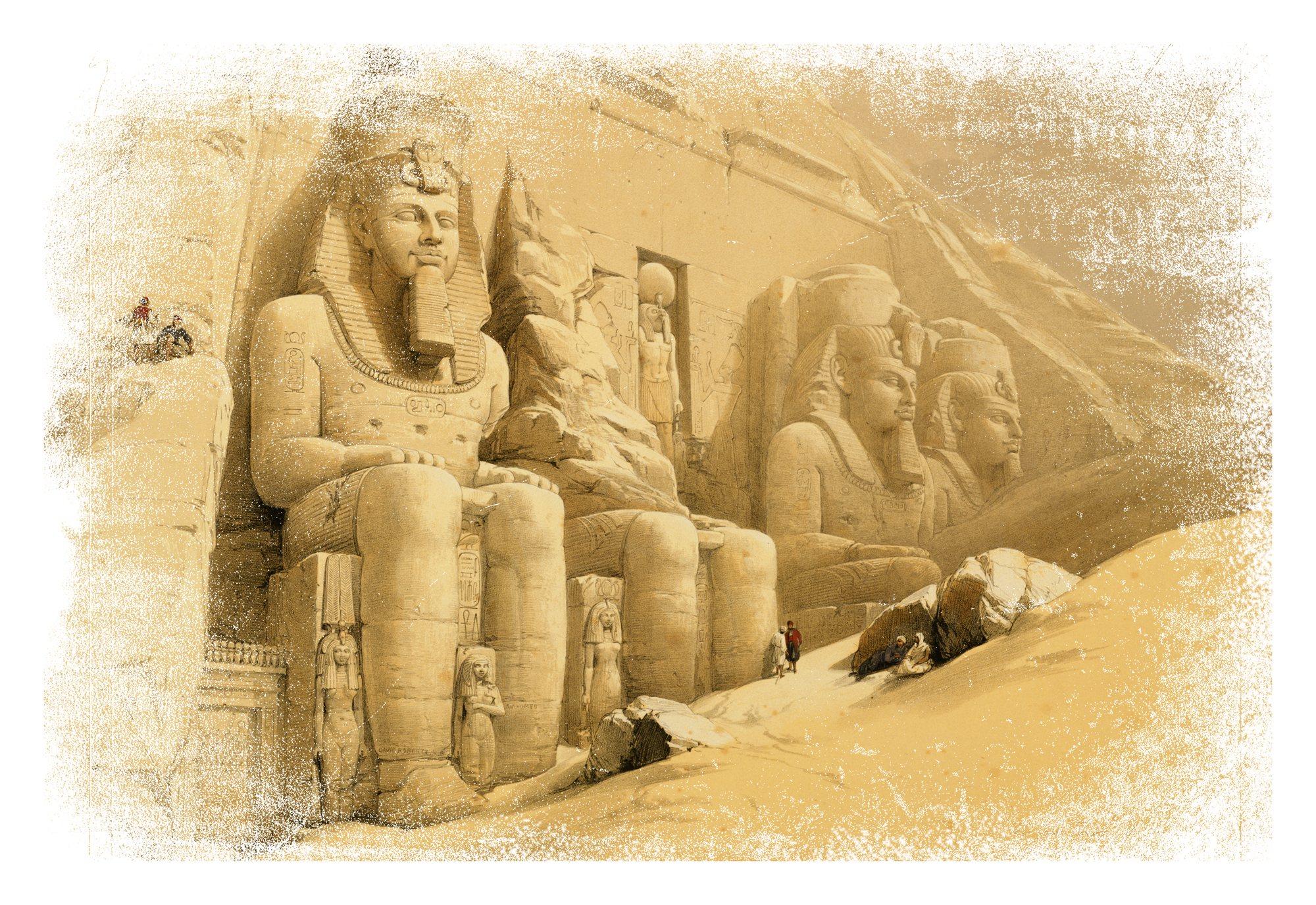 Giovanni Belzoni en Abu Simbel Stc_67032_2000x1375