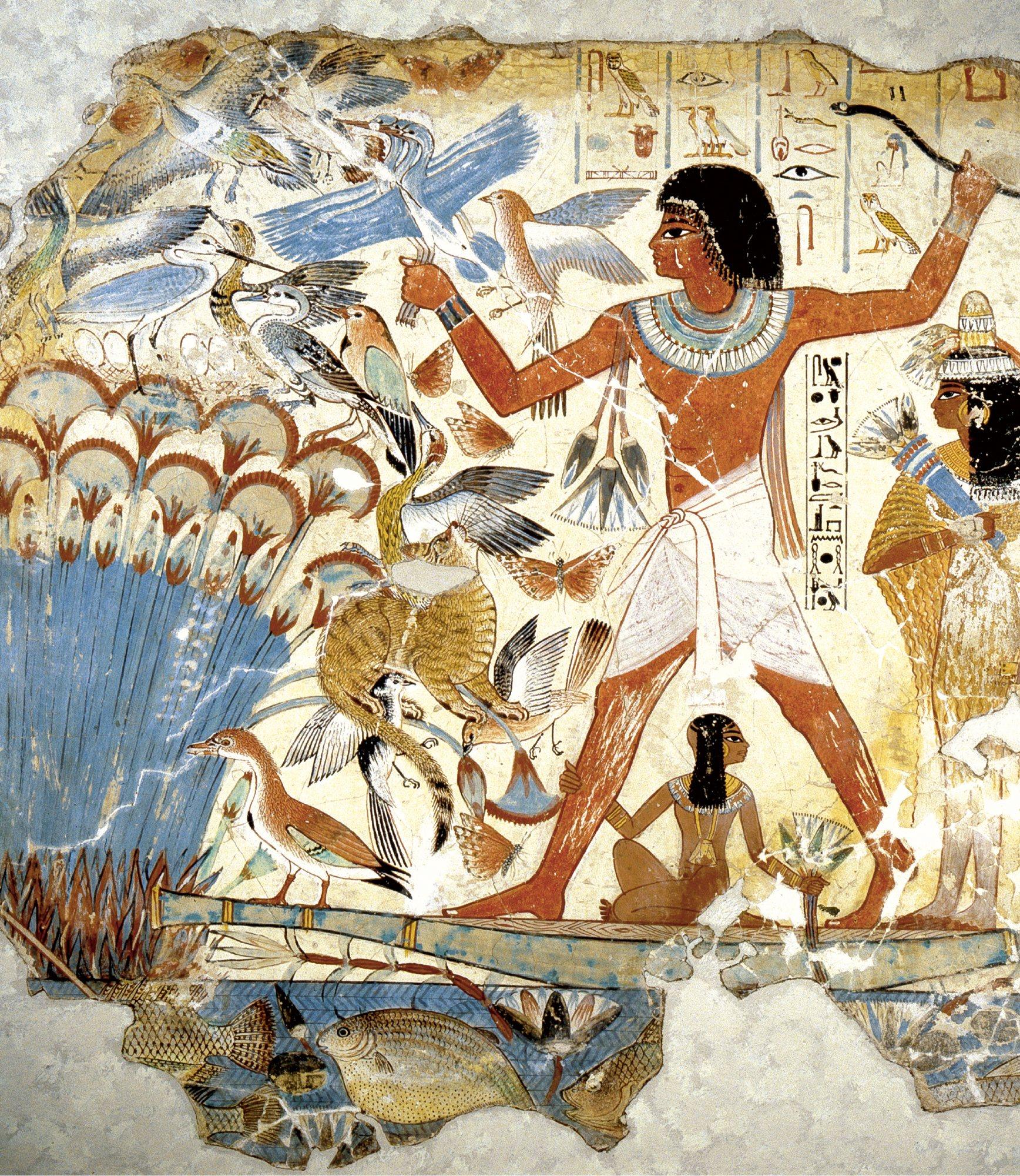 Los Barcos De Los Faraones