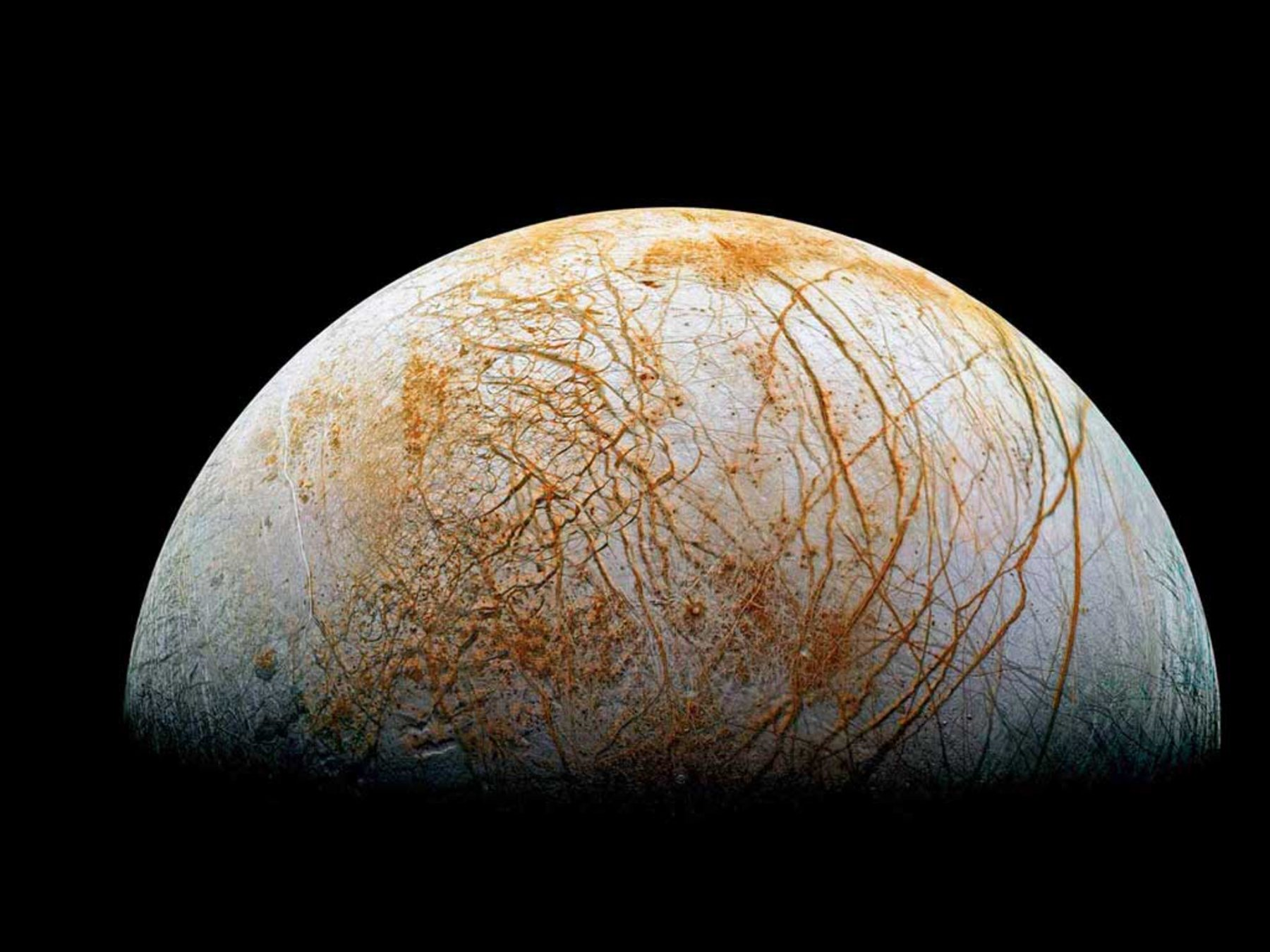 astrobiology. Europa