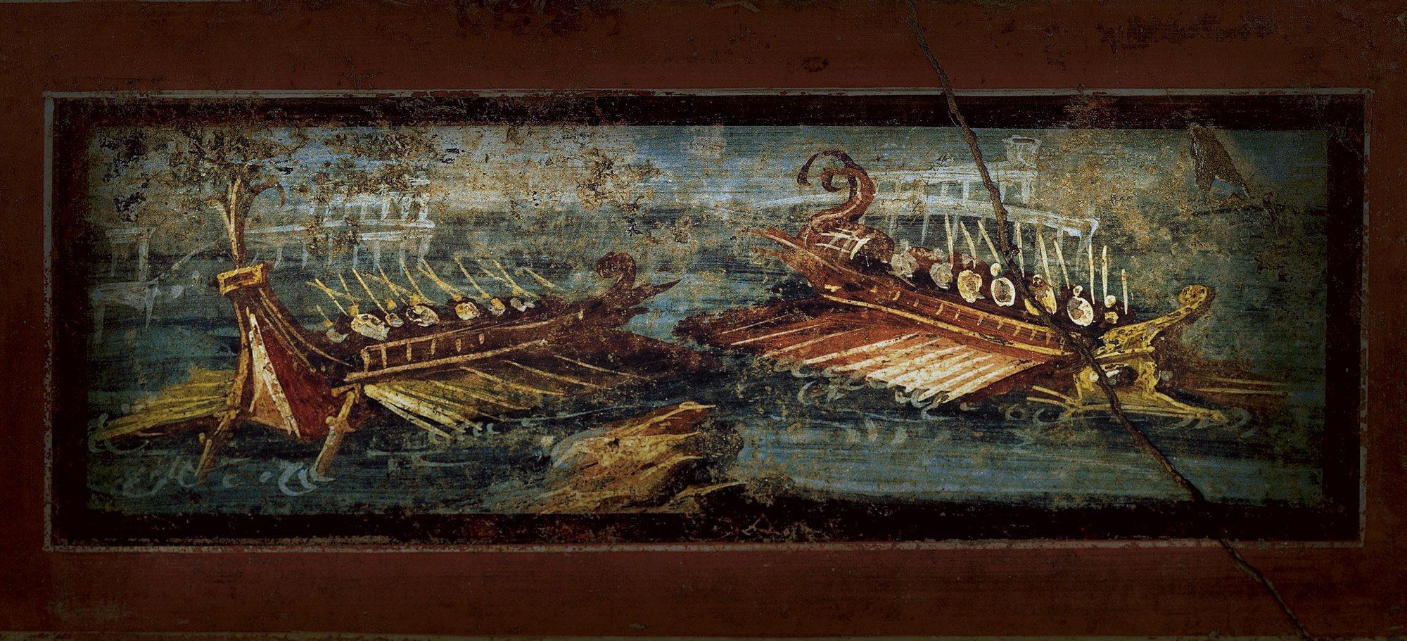 La campaña de Pompeyo contra los piratas
