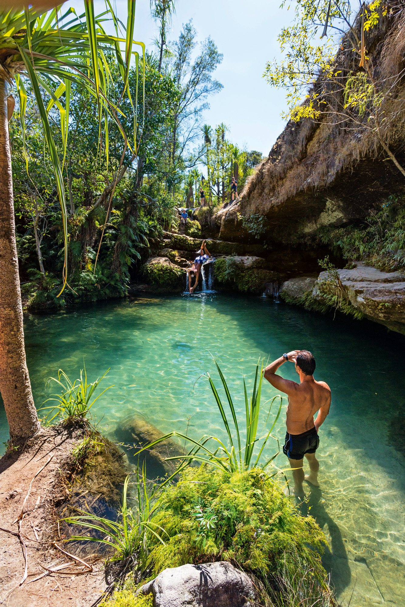 436045. Parque Nacional Isalo