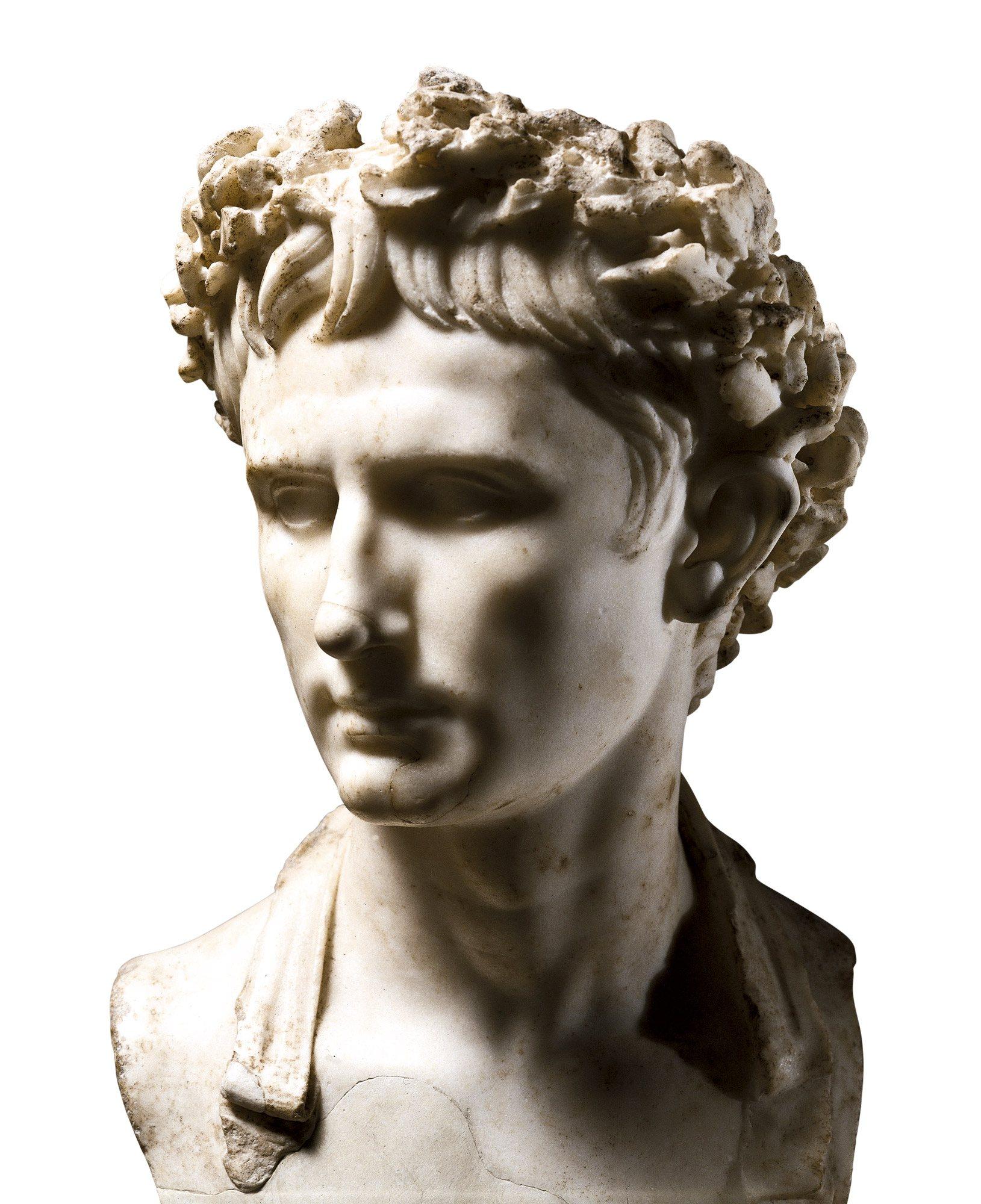 Augusto el reformador for Augusto roma