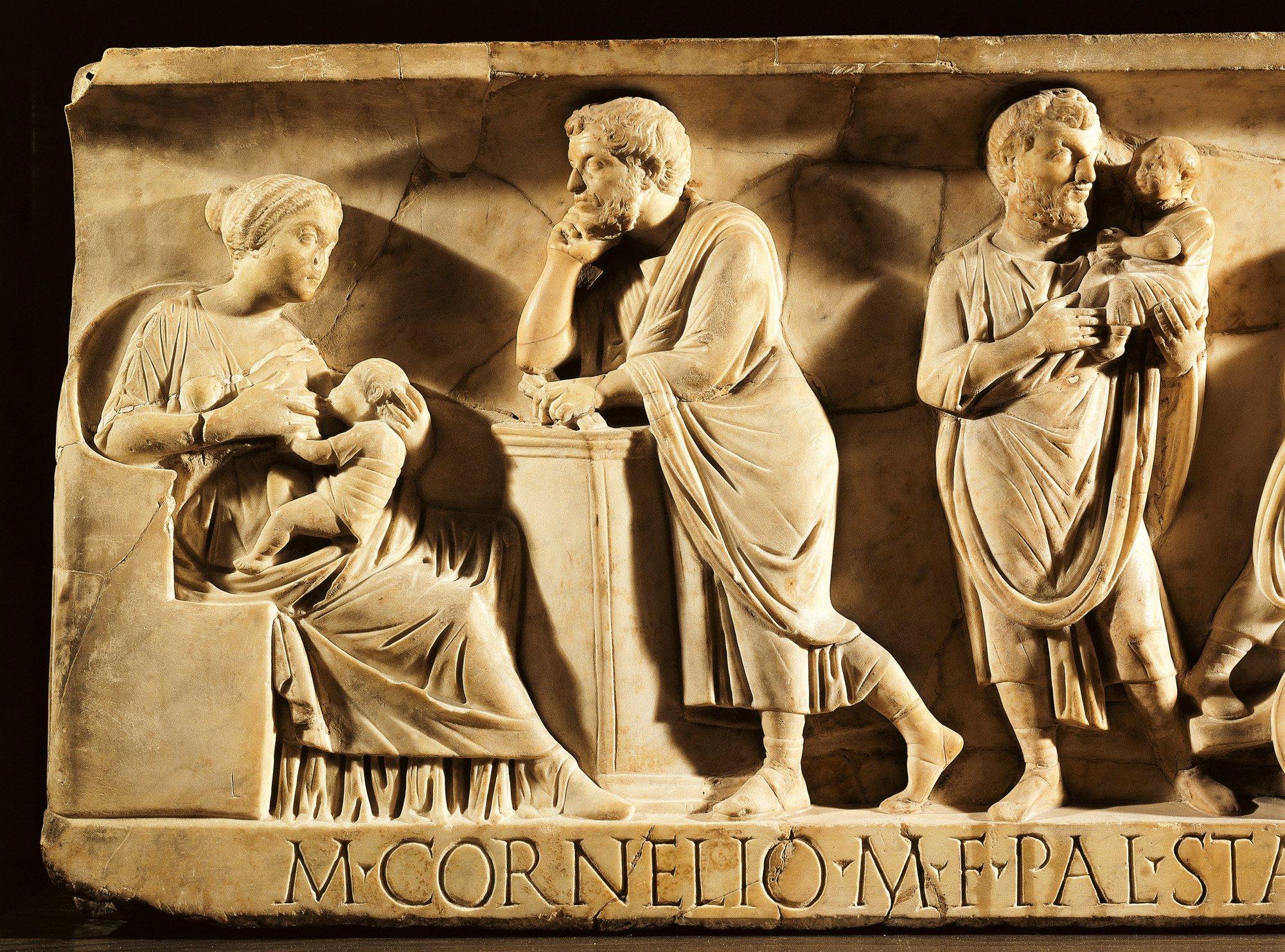 Matrimonio In Epoca Romana : Augusto el reformador