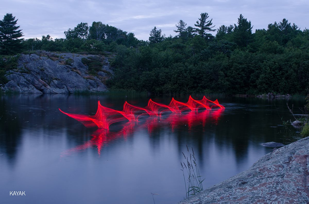 motionexposure1 copia. Kayak